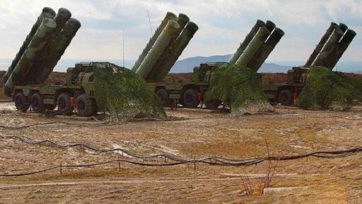 ПВО Крыма усилилась третьим дивизионом ЗРК С-400
