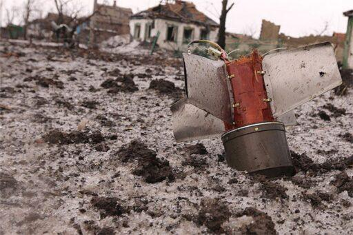 Прифронтовое Зайцево в объективе журналистов Си-би-си
