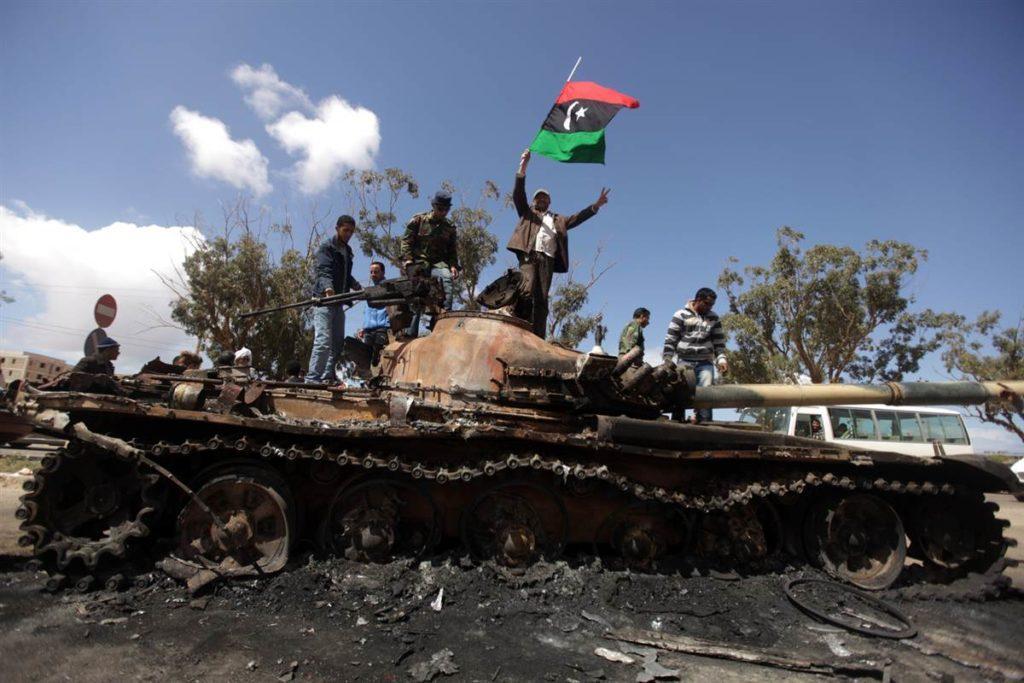 Силы ПНС вернули контроль над городом Сирт, выбив ЛНА Хафтара