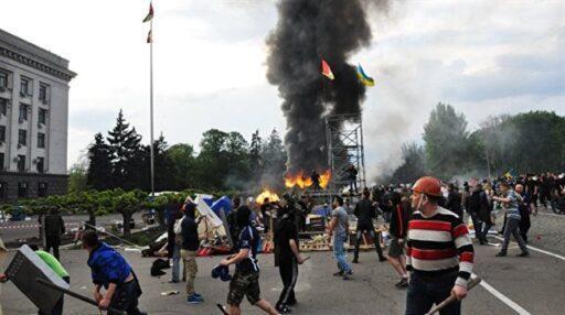 Либеральный подонок : в Донецке нужно было сжечь людей, как в Одессе 2 мая 2014 года