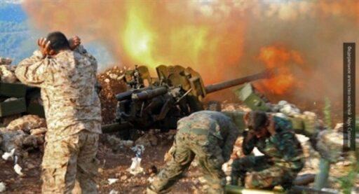 Сводки из Сирии. САА зачищает остатки боевиков ИГ в районе провинции Эс-Сувейда