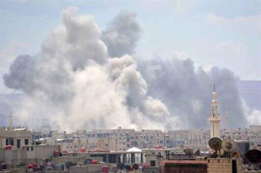 Сводка по Сирии. В зоне ударов США вновь оказались жилые районы