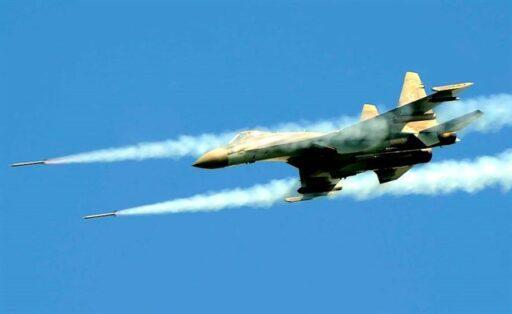 Операция российских ВКС по нанесению авиаударов по боевикам в Идлибе завершена