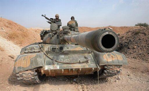 Сводки из Сирии. САА отбила атаку боевиков в Хаме
