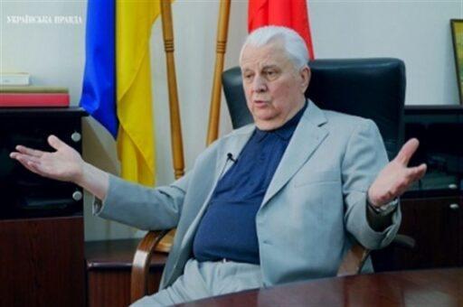 Кравчук на переговорах по Донбассу «обозначит красные линии, как делал в 1991 на беловежской встрече»