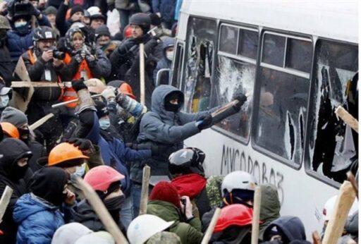Воспоминания Ходаковского о событиях на Майдане