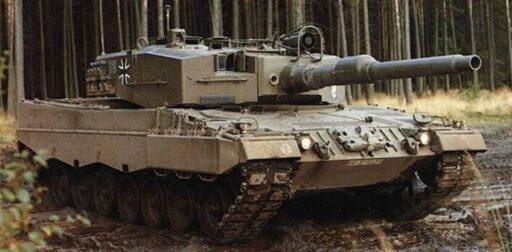 Leopard 2A0