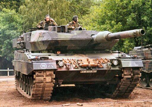 Leopard 2AS
