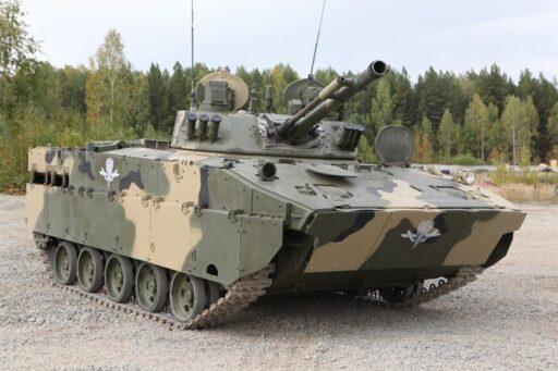 Боевые машины десанта БМД-4М для ВДВ_