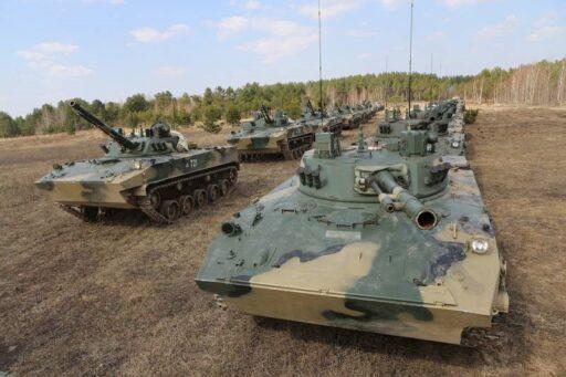 Боевые машины десанта БМД-4М