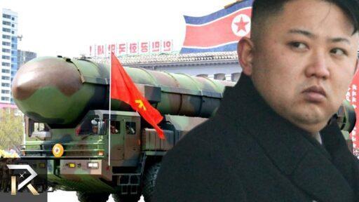 Ким Чен Ын и ядерные ракеты_