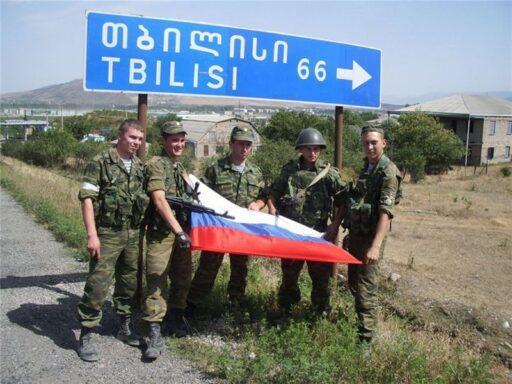 """С приближением 10-й годовщины """"Олимпийской войны"""", возобновились вопли из Тбилиси"""