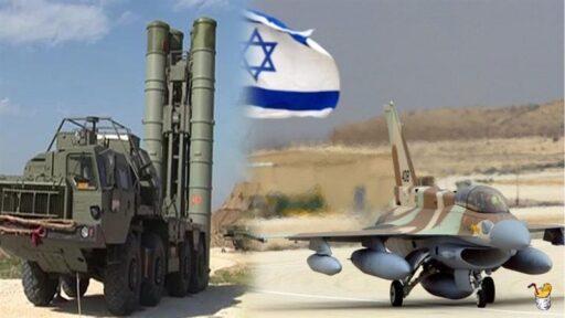 С-300 против Израиля