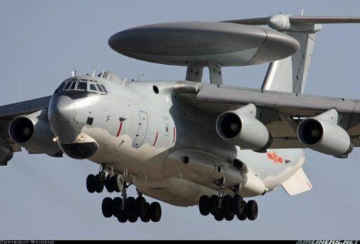 Самолёт РЭБ