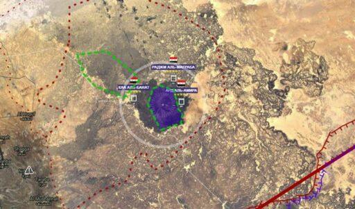 Боевики сирия