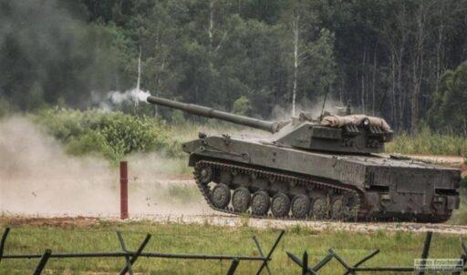 The National Interest: Россия испытывает танк