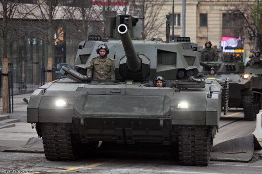 Калибр пушки танка Т-14 «Армата» предлагают увеличить