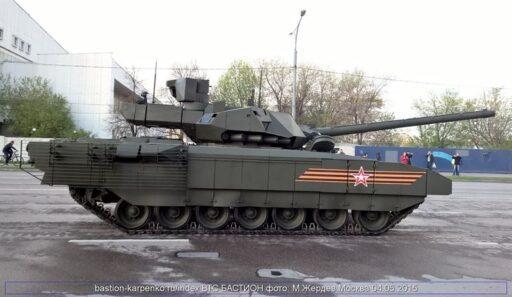"""Журналисты американского издания National Interest раскрыли """"секретное оружие танка"""" Т-14 """"Армата"""""""