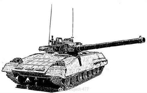 Танки. Как создавался последний советский танк «Боксёр» / «Молот» (объект 477) Часть 1