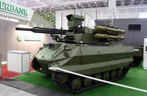 Военные технологии. Кто будет доминировать в области наземных боевых роботов?