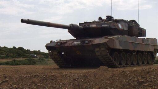 Leopard 2HEL