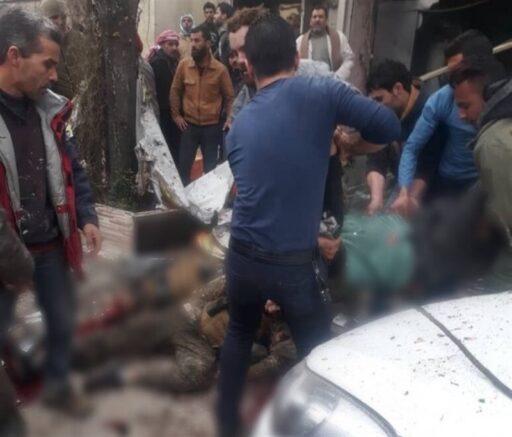 Похоронки из пустыни. Как американцы и их союзники гибнут в Сирии