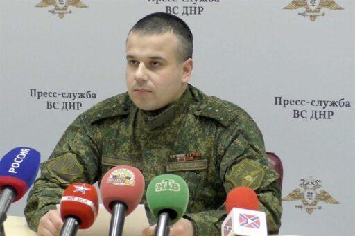 Военные ДНР взяли в плен украинского диверсанта