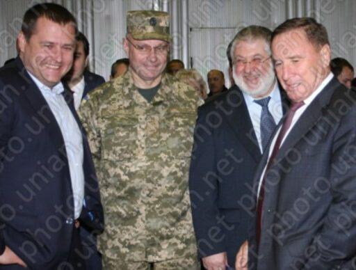 """Глава украинского Генштаба заявил, что был в """"шоке"""" от поездки в Крым"""