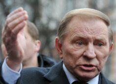 Кучма хочет, чтобы жители Донбасса оплатили собственное уничтожение