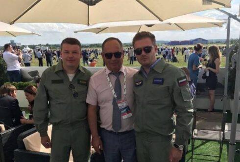 На Украине уволили директора авиазавода из-за фото в форме летчика ВКС РФ