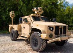 Против 100 беспилотников: Boeing тестирует новейшую лазерную пушку