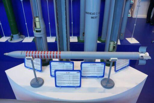 Неуправляемая авиационная ракета С-5У. Новый вариант старого изделия