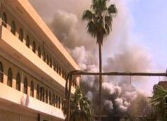 В обстреле Багдада обвинили «проиранских боевиков» и «иранские» РСЗО типа «Катюша»