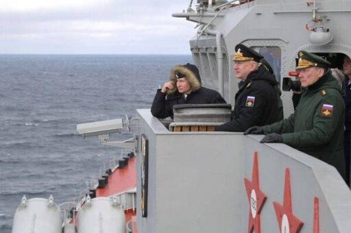 В Сети высмеяли украинского «эксперта» за слова об отсутствии у России надводного флота