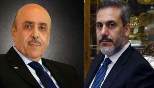 Турецко-сирийские переговоры в Москве