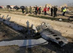 Крушение «Боинга» в Иране