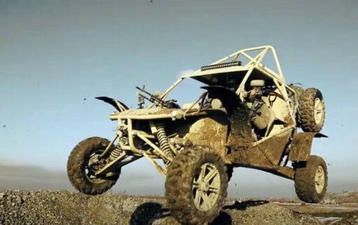 ВДВ получат багги на базе новейшего бронеавтомобиля «Стрела»