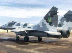 Израиль возьмется за модернизацию украинских МиГ-29