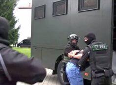 Минск передал Киеву списки задержанных в Белоруссии россиян