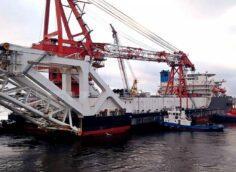 «Фортуна» кончилась: почему баржа не участвует в строительстве «Северного потока-2»