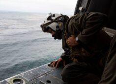 Продолжаются поиски пропавших без вести у берегов Калифорнии морпехов США