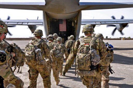 США планируют сокращение контингента в Афганистане