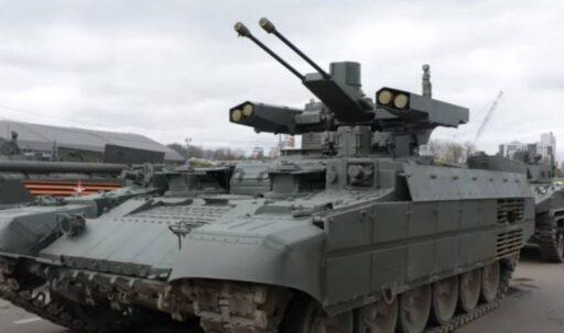 «Илья Муромец»: УВЗ начал разработку новой БМПТ на базе «Арматы»