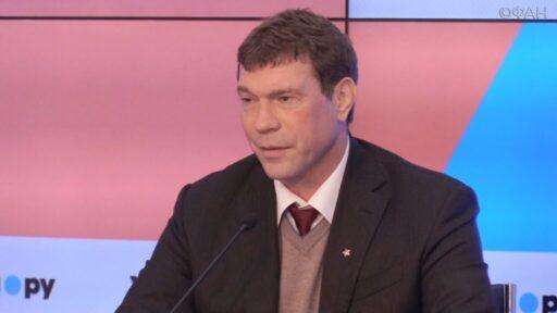 Царев раскрыл план Киева по взятию Донбасса с помощью миротворцев