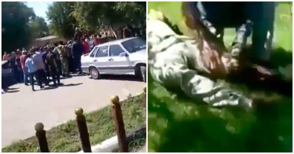 В Ингушетии произошла перестрелка с поножовщиной