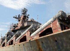 Крейсер «Украина» как отражение Незалежной