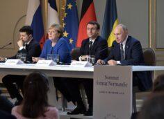 """Встреча в """"нормандском формате"""" на гране срыва. Почему откладываются переговоры"""