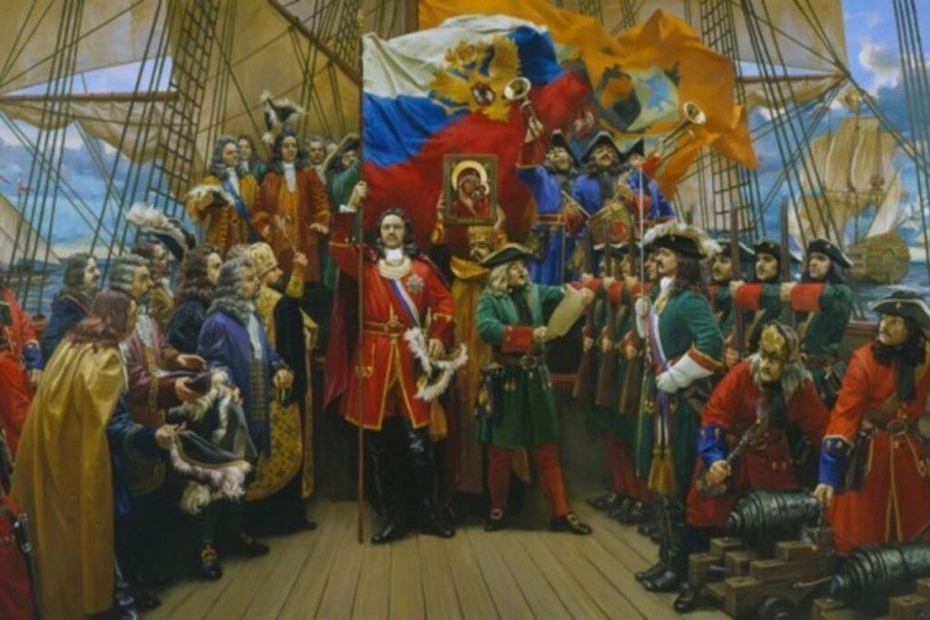22 августа в России отмечают День Государственного флага