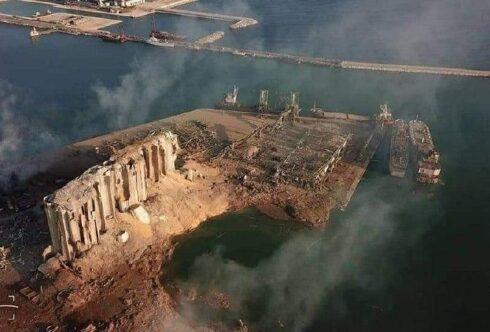 Власти Ливана назвали основную версию взрыва