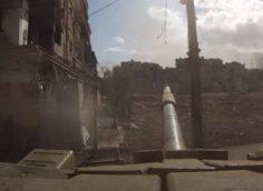 «Штора-1» или её ближневосточный аналог: Эксперты спорят по варианту КОЭП на танках в Сирии